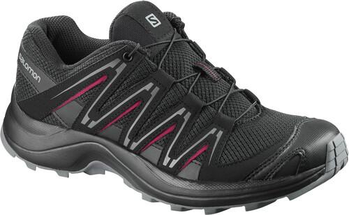 Salomon XA Kuban Shoes Women Black/Black/Cerise UK 4,5
